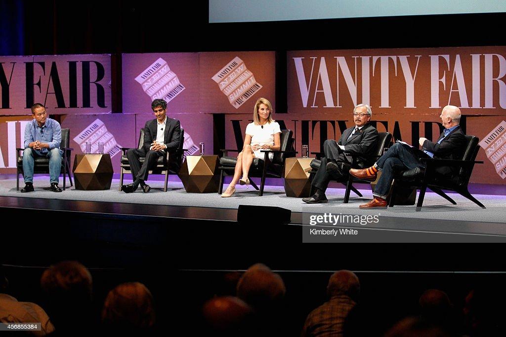 Vanity Fair New Establishment Summit - Day 1