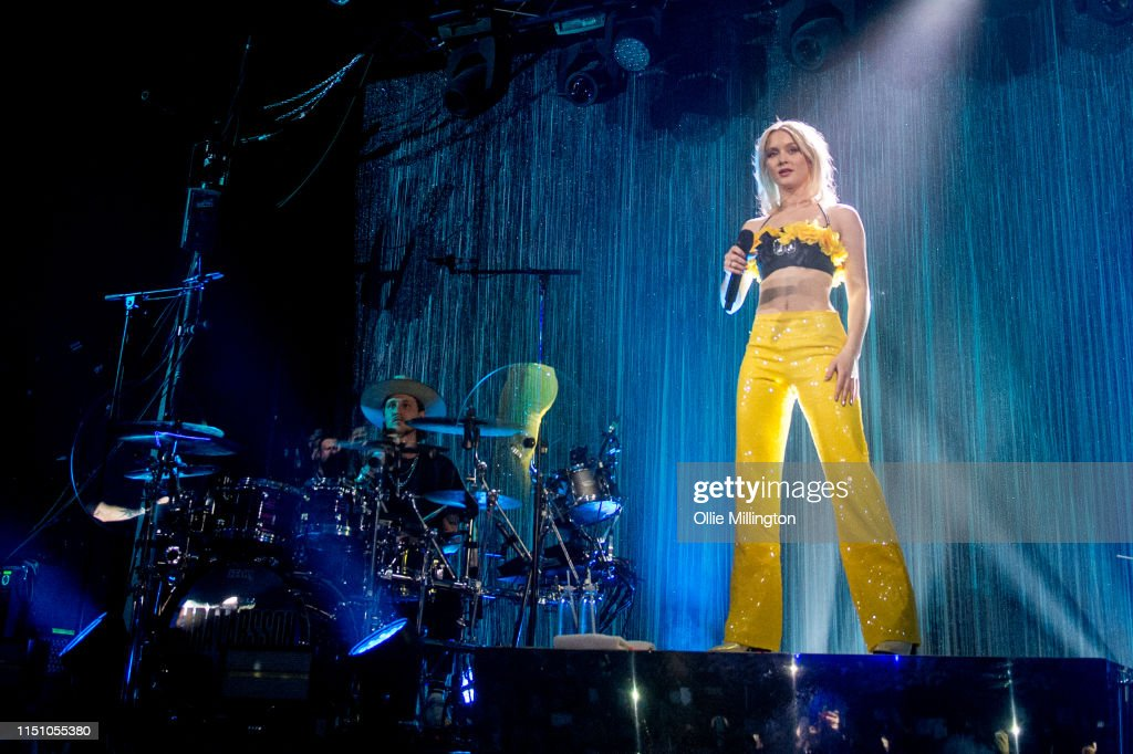 GBR: Zara Larsson Performs At Electric Brixton