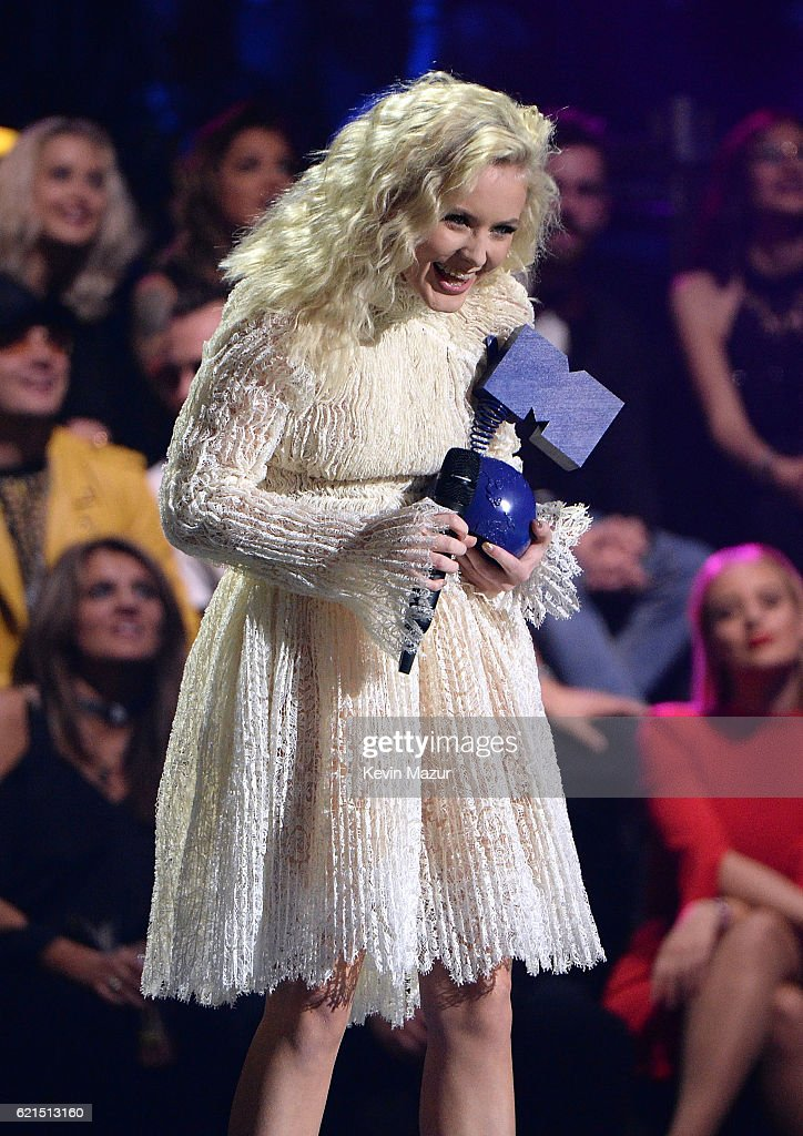 MTV EMA's 2016 - Show : News Photo