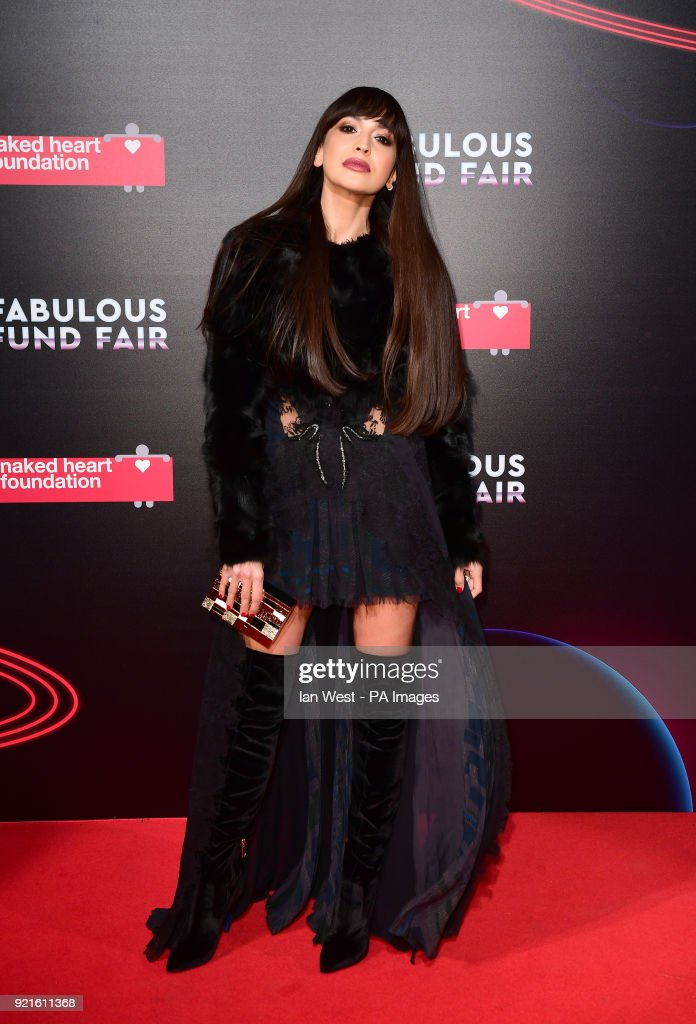 Zara Martin attending the Naked Heart Foundation Fabulous Fun dFair held at The Roundhouse in Chalk Farm, London.