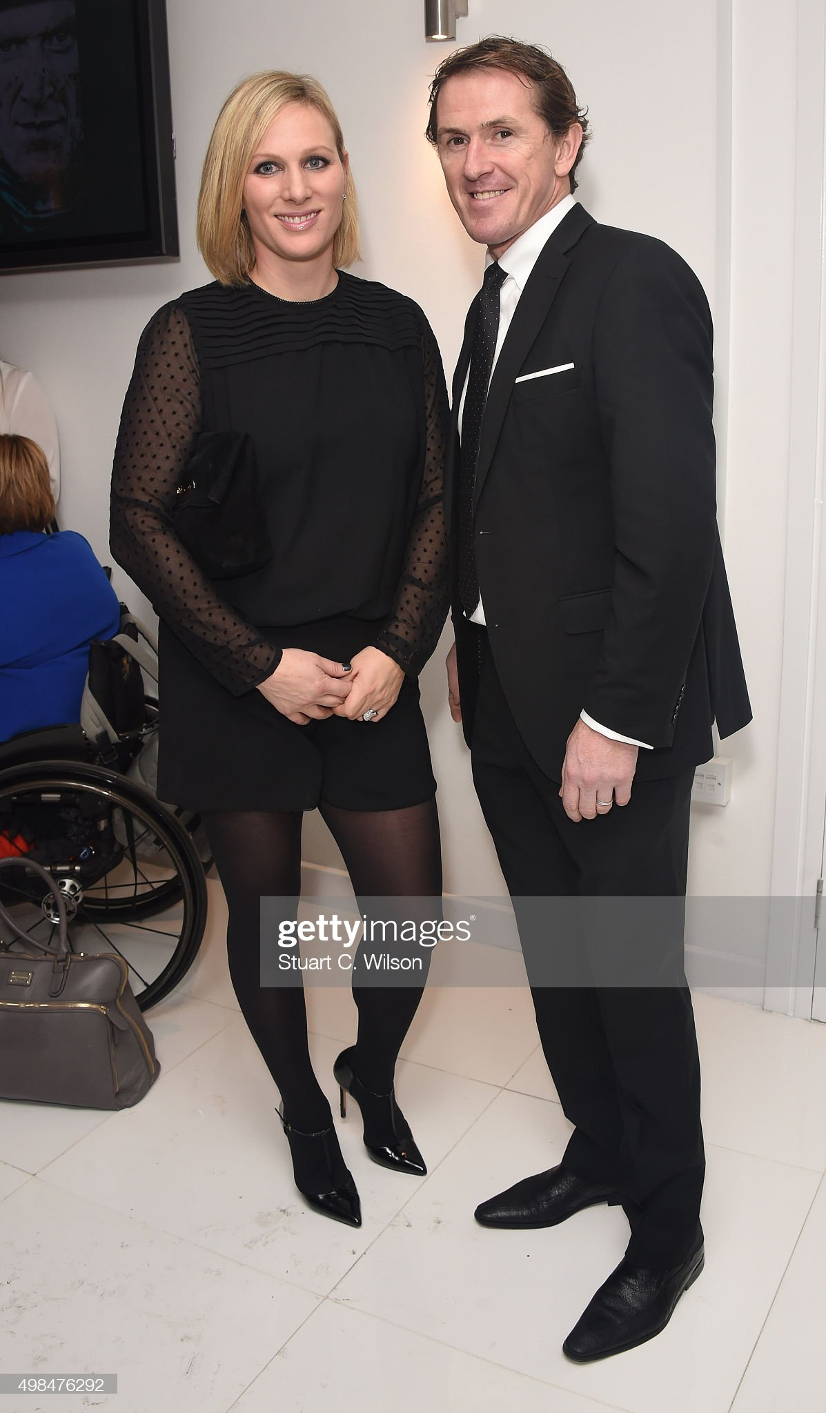 """Being AP"" - UK Gala Screening - Red Carpet Arrivals : News Photo"