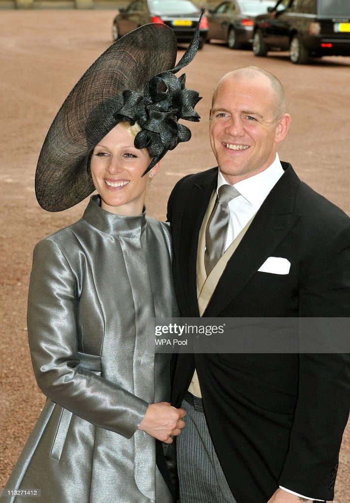 Royal Wedding - Evening Celebrations At Buckingham Palace : News Photo