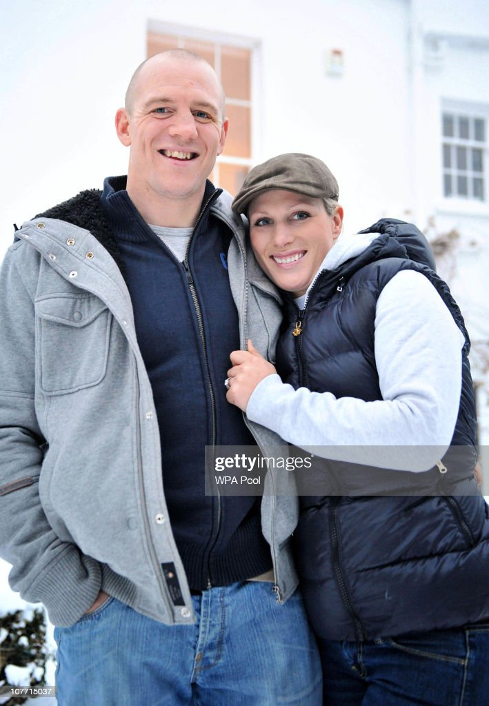 Mike Tindall and Zara Phillips Announce Engagement