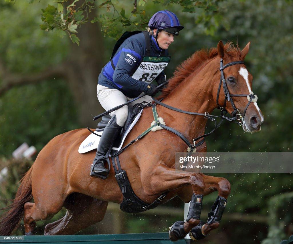 Whatley Manor Horse Trials : ニュース写真
