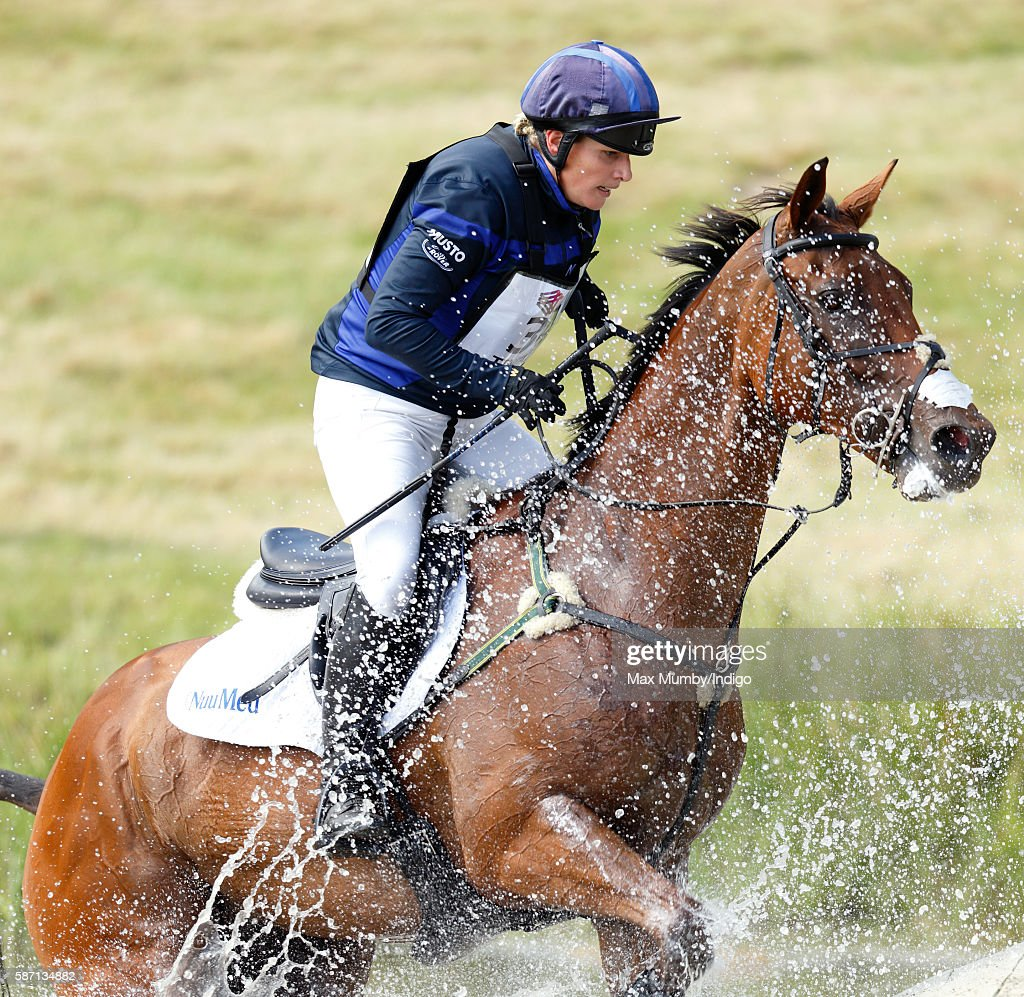 Festival of British Eventing : News Photo