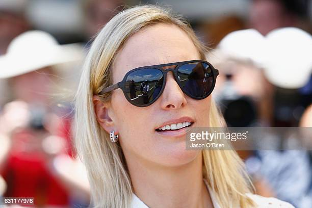 Zara Phillips pictured at the Magic Millions Polo Event on January 8 2017 in Gold Coast Australia