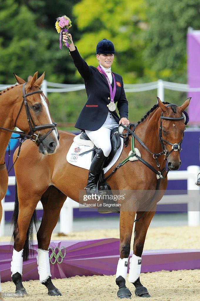 Olympics Day 4 - Equestrian : ニュース写真