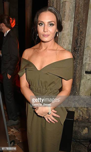 Zara Phythian attends Marvel Studios and British GQ hosted reception in The Cloisters at Westminster Abbey, to celebrate the release of Doctor...