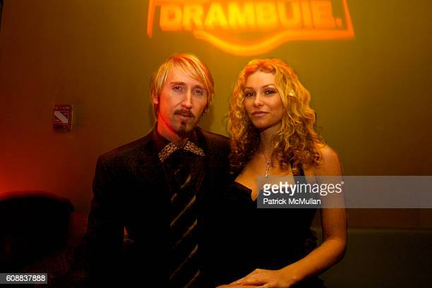 Zarin Garner and Heather Vandeven attend Drambuie Den Event with Special Guest Heather Vandeven at Level V on October 22 2007 in New York