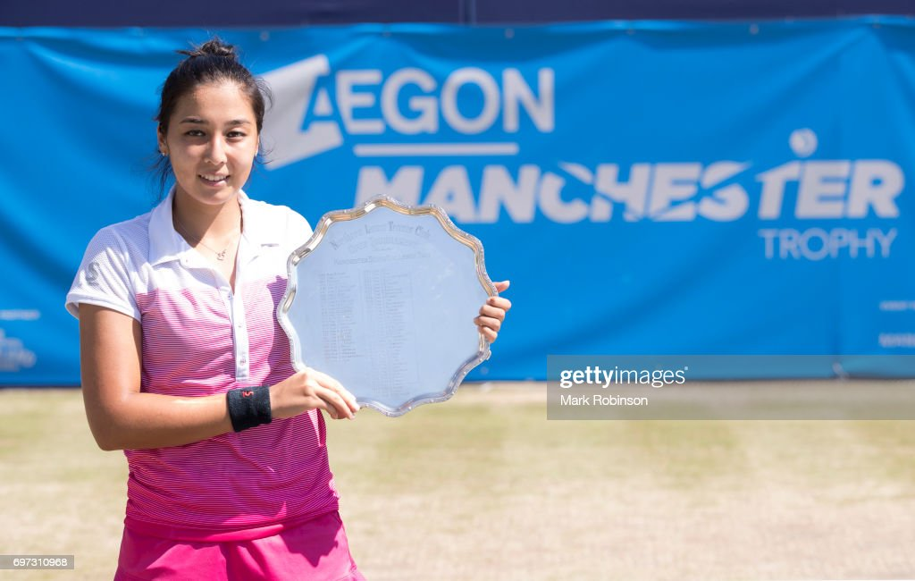 Aegon Manchester Trophy : News Photo