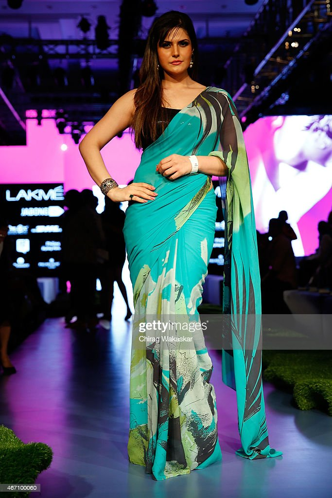 Lakme Fashion Week Summer/Resort 2015 - Day 3