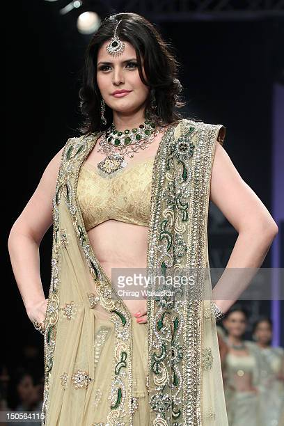 Zarine Khan Pictures And Photos Getty Images