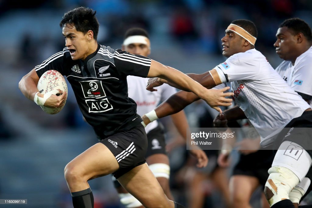 NZ Maori U20 v Fiji U20 : News Photo