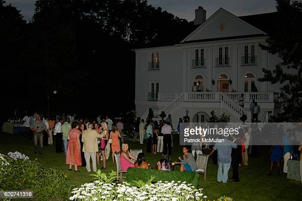 zAtmosphere attends The Rush Philanthropic ART FOR LIFE Party hosted by Don and Katrina Peebles at The Home of Don and Katrina Peebles on July 18...
