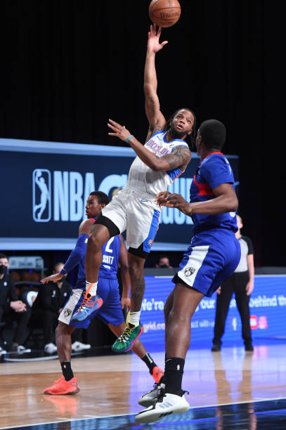FL: Oklahoma City Blue v Long Island Nets