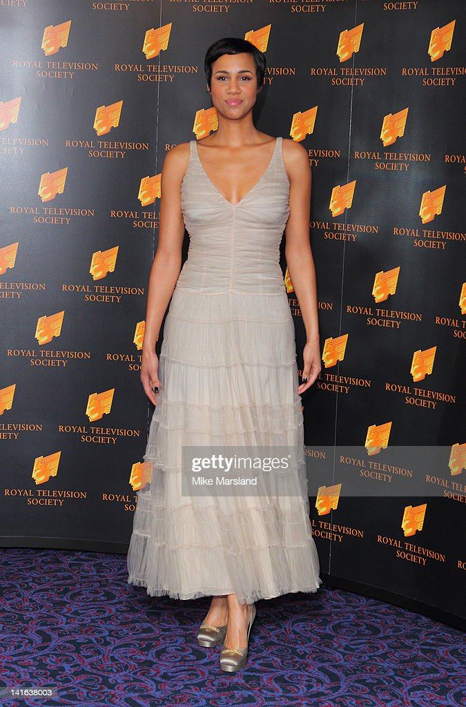 Zawe Ashton attends the RTS Programme Awards at Grosvenor House, on March 20, 2012 in London, England.