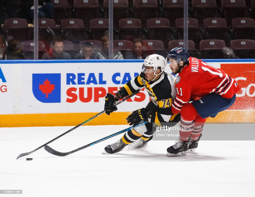 Kingston Frontenacs v Oshawa Generals : News Photo