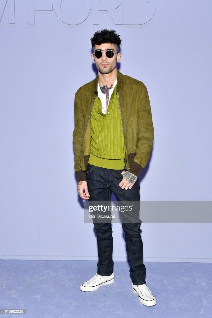 Tom Ford Women's - Arrivals - February 2018 - New York Fashion Week