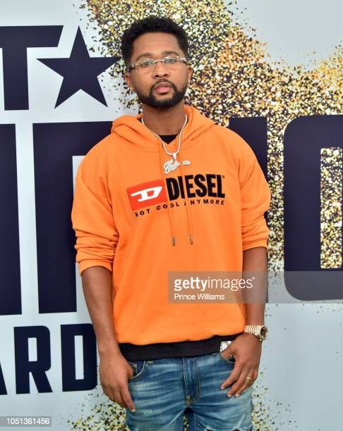 Zaytoven arrives at the BET Hip Hop Awards 2018 at Fillmore Miami Beach on October 6 2018 in Miami Beach Florida