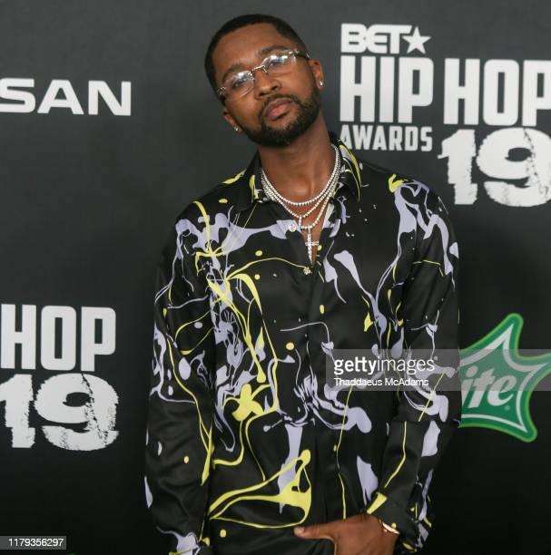 Zaytoven arrives to the 2019 BET Hip Hop Awards on October 05 2019 in Atlanta Georgia
