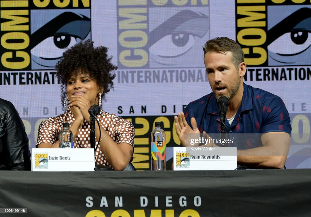 "Comic-Con International 2018 - ""Deadpool 2"" Panel"