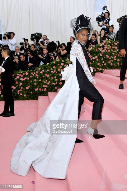 Zazie Beetz attends The 2019 Met Gala Celebrating Camp Notes on Fashion at Metropolitan Museum of Art on May 06 2019 in New York City
