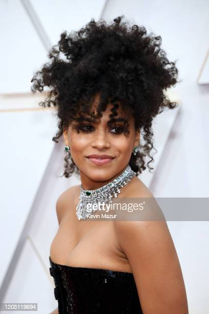 Zazie Beetz attends the 92nd Annual Academy Awards at Hollywood and Highland on February 09, 2020 in Hollywood, California.