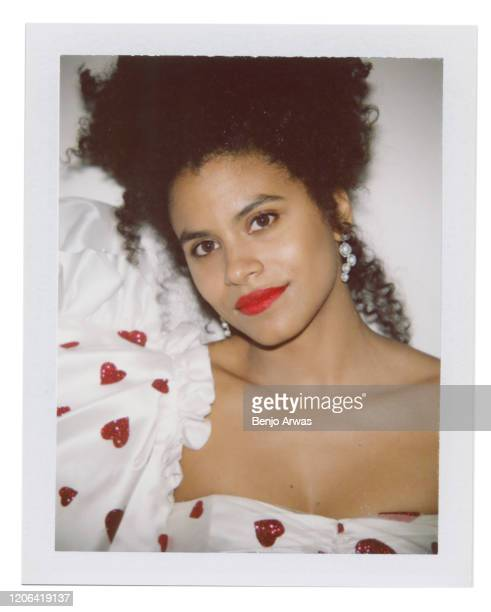 Zazie Beetz poses for a portrait during the 2020 Film Independent Spirit Awards on February 08 2020 in Santa Monica California