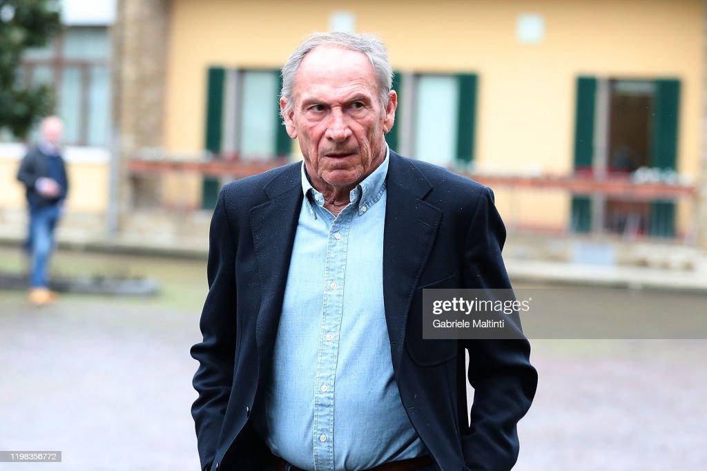 Italian Football Federation 'Panchina D'Oro' Prize : News Photo