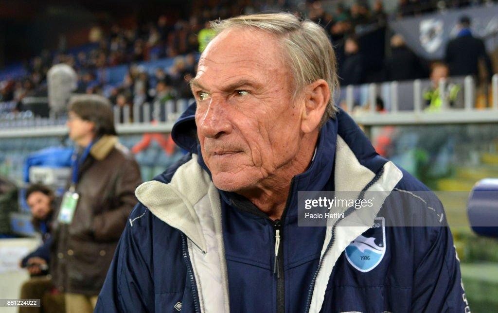 UC Sampdoria v Pescara Calcio - Tim Cup : News Photo