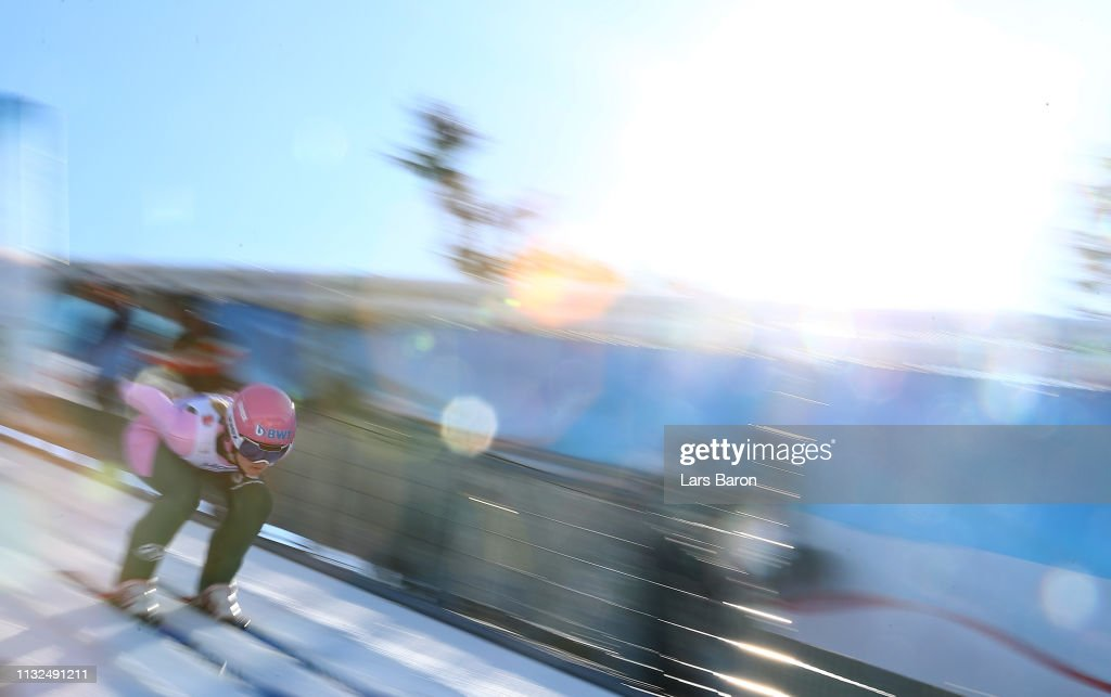 AUT: FIS Nordic World Ski Championships - Ski Jumping Competition Ladies HS109