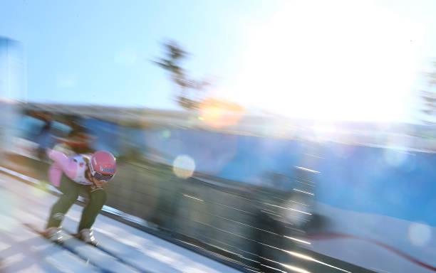 AUT: FIS Nordic World Ski Championships - Ski Jumping Competition Ladies HS109