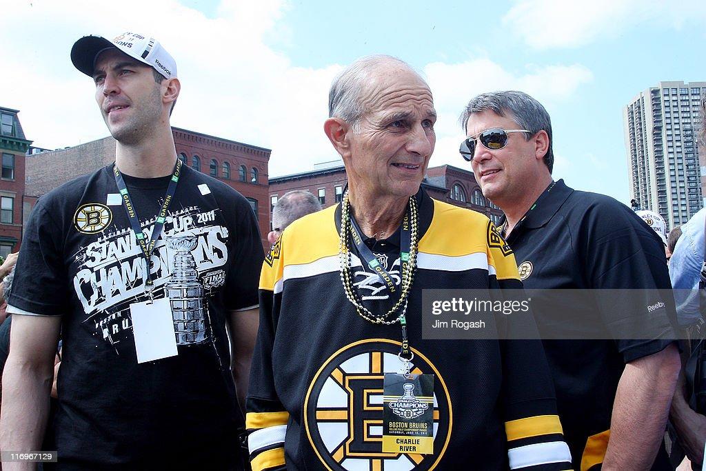 Boston Bruins Victory Parade