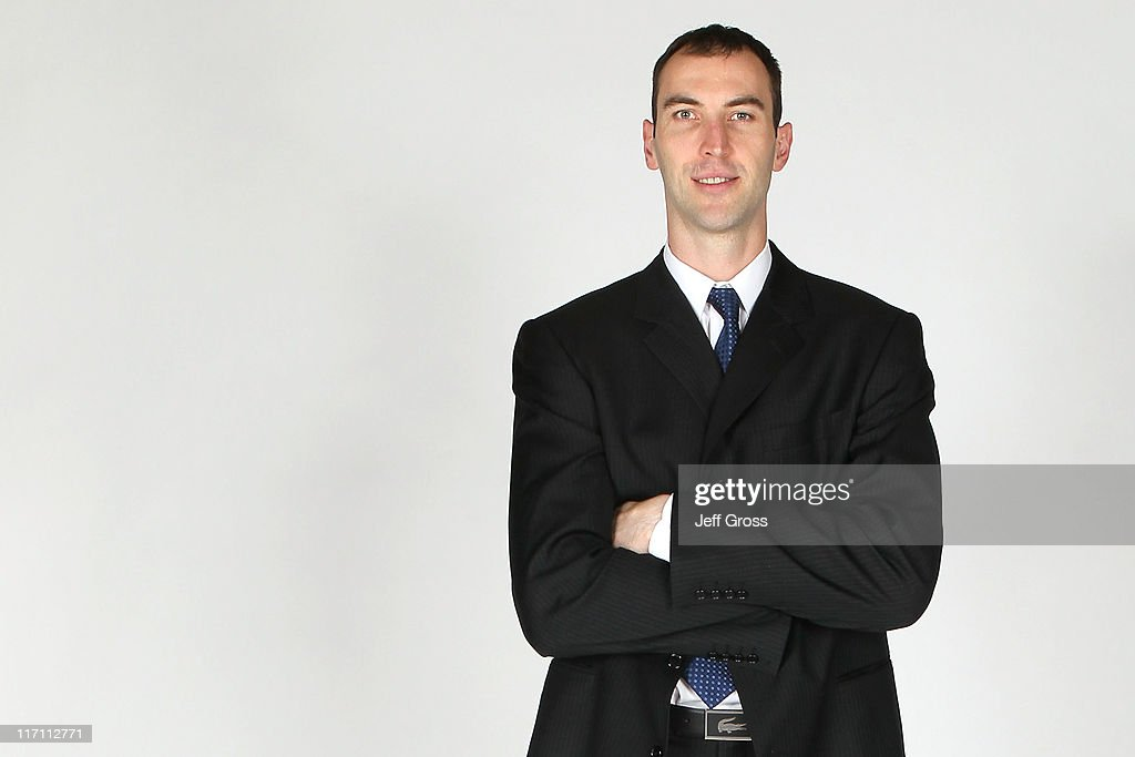Zdeno Chara of the Boston Bruins poses for a portrait during the 2011 NHL Awards at the Palms Casino Resort June 22, 2011 in Las Vegas, Nevada.