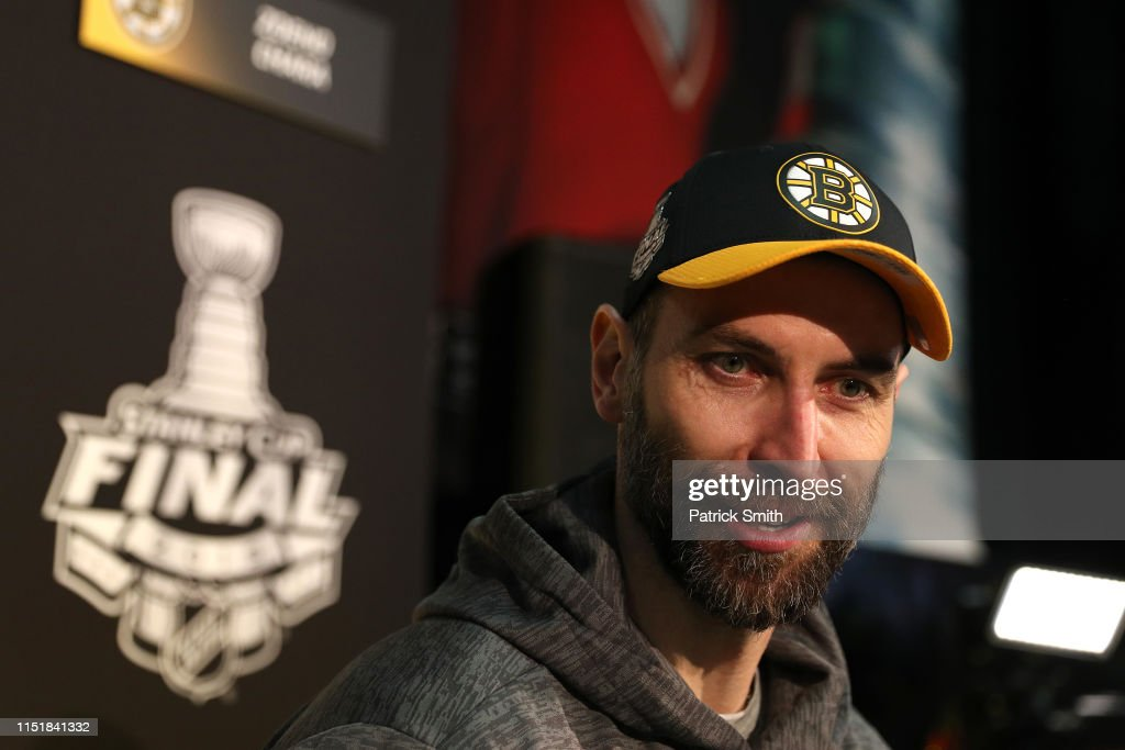 2019 NHL Stanley Cup Final - Media Day : News Photo