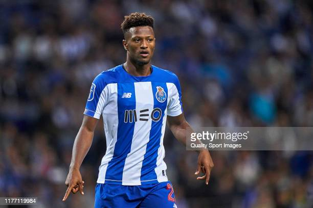 Ze Luis of FC Porto looks on during the Allianz Cup match between FC Porto and CD Santa Clara at Estadio do Dragao on September 25 2019 in Porto...