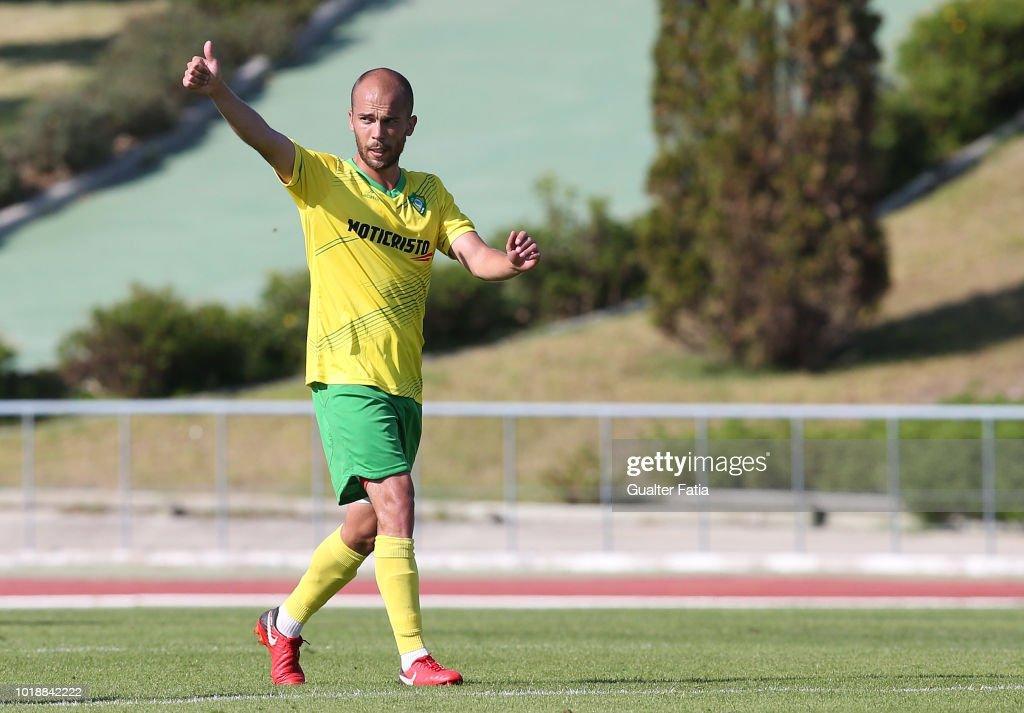 CD Mafra v Vitoria SC B - Portuguese Ledman Liga Pro