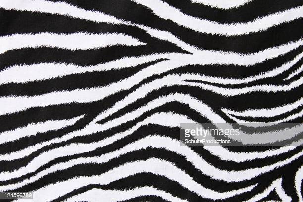 Zebra Print Background