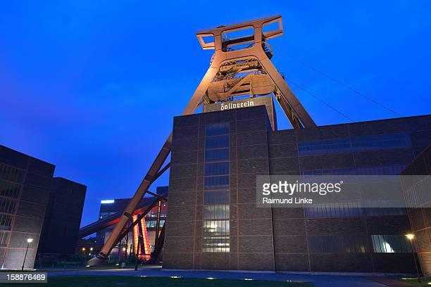 zeche zollverein - エッセン ストックフォトと画像