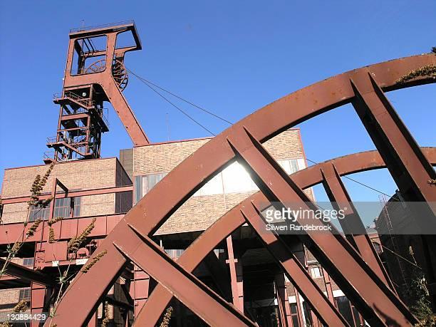 Zeche Zollverein UNESCO world heritage Essen NRW Nordrhein Westfalen Germany