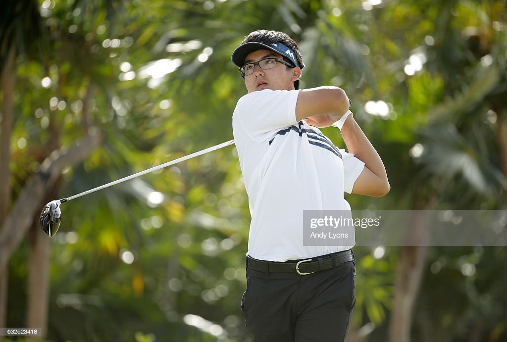 The Bahamas Great Abaco Classic - Round Two : News Photo