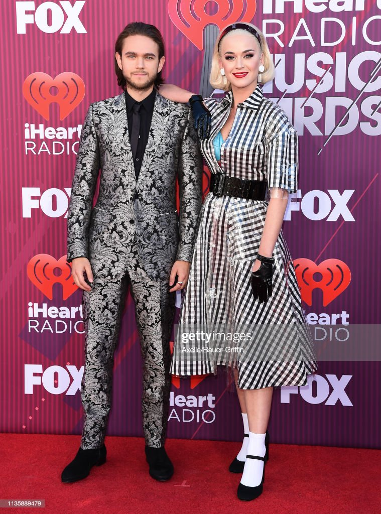 CA: 2019 iHeartRadio Music Awards - Arrivals