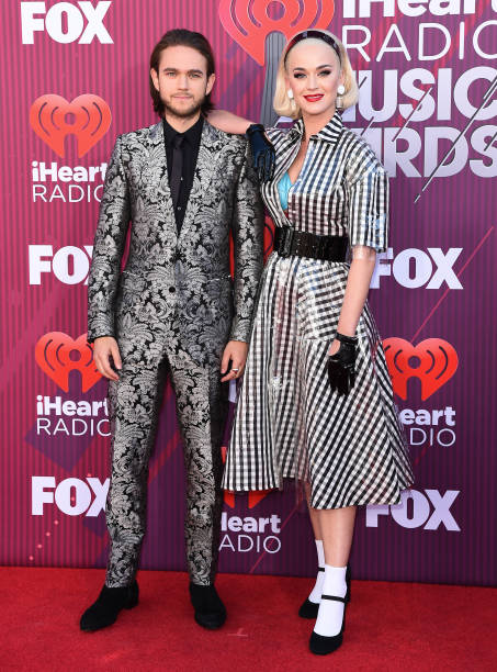 2019 iHeartRadio Music Awards Entertainment and Celebrity Photos