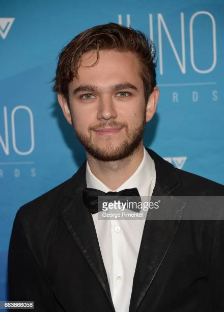 Zedd arrives at the 2017 Juno Awards at Canadian Tire Centre on April 2 2017 in Ottawa Canada