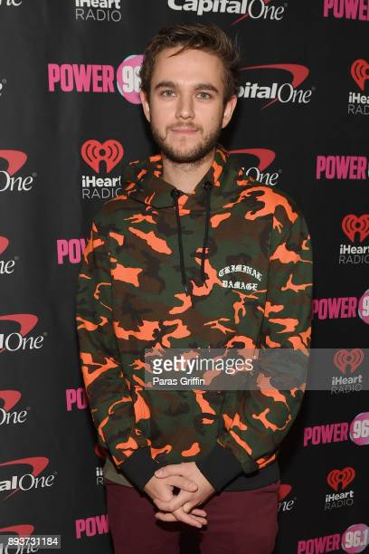 Zedd attends Power 961's Jingle Ball 2017 Presented by Capital One at Philips Arena on December 15 2017 in Atlanta Georgia