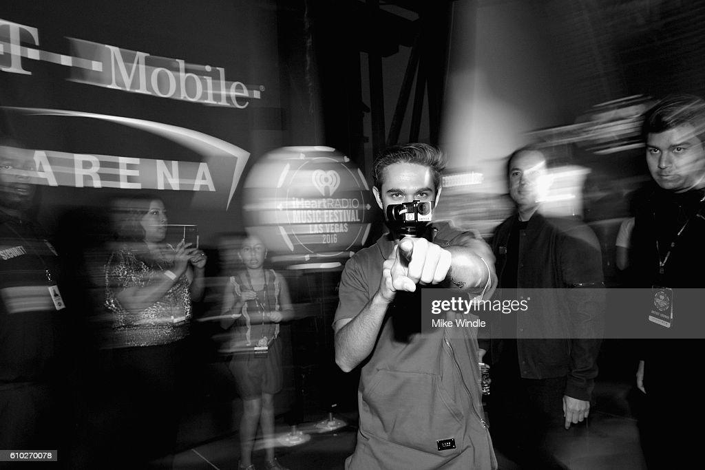 DJ Zedd attends the 2016 iHeartRadio Music Festival at T-Mobile Arena on September 24, 2016 in Las Vegas, Nevada.