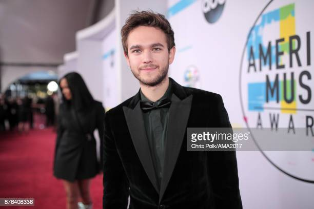 Zedd attends the 2017 American Music Awards at Microsoft Theater on November 19 2017 in Los Angeles California