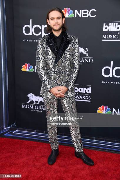 Zedd attends the 2019 Billboard Music Awards at MGM Grand Garden Arena on May 01 2019 in Las Vegas Nevada