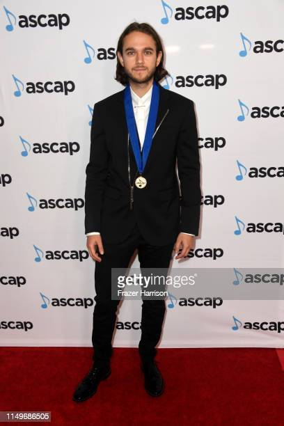 Zedd attends the 36th annual ASCAP Pop Music Awards at The Beverly Hilton Hotel on May 16 2019 in Beverly Hills California