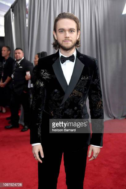Zedd attends the 61st Annual GRAMMY Awards at Staples Center on February 10 2019 in Los Angeles California